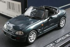 Ebbro 43783 1:43 Scale Suzuki Cappuccino (1991) Die Cast Model Car Dark Green