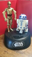 Vintage Star Wars TALKING C-3PO and R2-D2 Electronic Bank