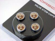 Tire Valve Stem Cap-Color Valve Stem Cap Set PORSCHE OEM PNA70500200