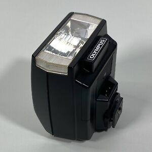 Olympus OM System Electronic Flash T20 - Untested - Minor casing damage