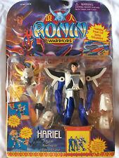 MOC 1999 HARIEL RONIN WARRIORS RYO SAMURAI PLAYMATES
