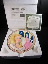 BARBIE - ENCHANTED EVENING -  Forever Glamerous Barbie Series  3 D  Plate