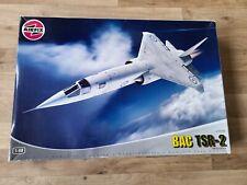 Airfix A10105 - BAC TSR-2, 1/48 scale model aircraft kit + bonus custom parts