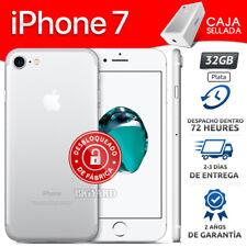 Nuevo APPLE iPhone 7 32GB Plata Desbloqueado de Fábrica 4G Celular