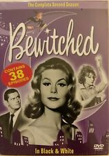 Bewitched: Complete Second Season 2 DVD Set in Black & White 38 Episodes NEW f/s