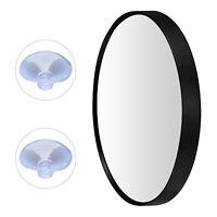 10X Magnifying Make Up Mirror Handheld Eyebrow Tweezing Eye Makeup Pocket USA