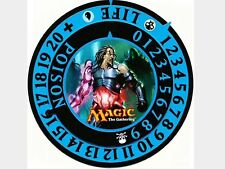 MTG Magic 1x Tezzeret Agent of Bolas Artifact Spindown Life Counter with Poison