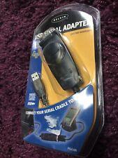 Belkin Usb Pda Pocket Pc Palm Serial Portable Adapter F5U109 2002 Mip New