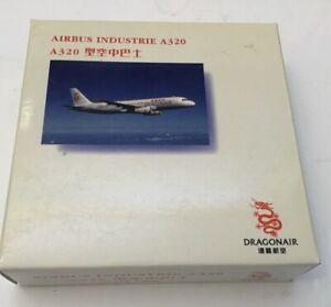 LYSIA INTERNATIONAL AIRBUS A320 DRAGON AIR 1:500