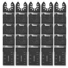 20pcs Multi Tool Fast Cut Saw Blade for Milwaukee Makita Porter Cable DeWALT
