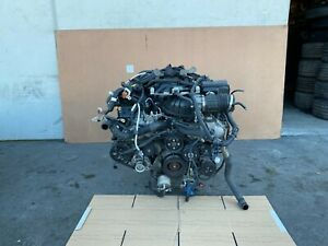 INFINITI QX56 2011-2013 OEM ENGINE MOTOR WITH HARNESS 5.6L V8 (TESTED/ COMPLETE)