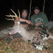 OHIO TROPHY WHITETAIL HUNTS ARCHERY GUN MUZZLELOADER on PRIVATE PROPERTIES
