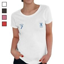 Sheffield Wednesday F.C - Personalised Ladies T-Shirt (SPORTS)