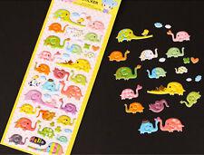 DIY Cute Kawaii Cartoon 3D Sponge Bubble Sticker for Kids Children Gift Toy CAAB