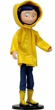 NECA Coraline 7-Inch Bendable Fashion Doll [Raincoat Re-Issue]