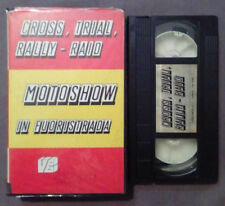 VHS FILM Ita Cross Trial Rally-Raid MOTOSHOW IN FUORISTRADA ex nolo no dvd(VH63)
