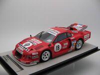 1/18 scale Tecnomodel Ferrari 308 GTB Turbo Silverstone 6h 1981 code TM18-100C