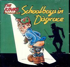 CD - THE KINKS - Schoolboys in disgrace