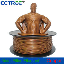 CCTREE 3D Printing 1.75mm Metal Filled Filament 1kg for Creality 3D Printers New