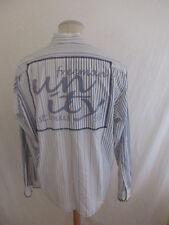 Lot de deux chemises Freeman T. Porter Bleu Taille XL à - 78%