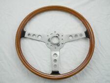 Orignal Maserati Mistral Ghibli Indy FIV Steering Wheel