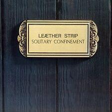 Leæther Strip - Solitary Confinement [New Vinyl]