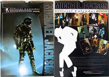 Michael Jackson Calendrier 2005 Calendar Kalender Poster Posters OFFICIAL