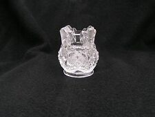 Sunbeam Tooth pick holder McKee Glass EAPG