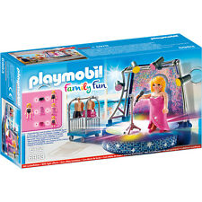 Playmobil Family Fun Singer with Stage 6983 NEW