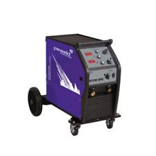 Parweld Xtm304c 300a Three Phase Compact Mig Machine Cw Torch Reg Leads