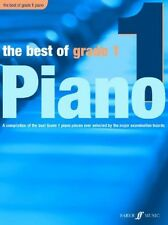 The Best of Grade 1 (Piano Solo) FM52771