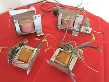 2x TELEFUNKEN EL-84 Output Transformer &Power Transformator EL84 Opus Concertino