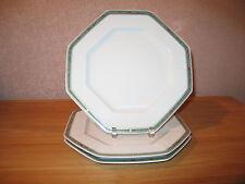 Medard de Noblat *NEW* Ibiza Vert Set 3 Assiettes plates