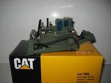 CATERPILLAR D 9 N Bouteur militaire #298 NZG 1:50 neuf dans sa boîte