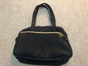 ENFAMIL LIPIL *Insulated* Milk Diaper Bag Travel Baby Black GoldPP