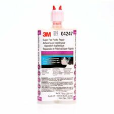 3M 4247 Super Fast Plastic Repair 200mL Urethane Adhesive Material Bonding
