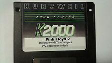 KURZWEIL ~ PINK FLOYD2 ~ DARKSIDE ~ V.A.S.T. PROGRAMS ~ K2000 Rack or Keyboard!