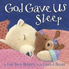 God Gave Us Sleep by Lisa Tawn Bergren (2015, Hardcover)