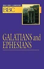Basic Bible Commentary Volume 24 Galatians and Ephesians, Johnson, Earl, Good Bo