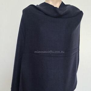 Womens Cashmere Scarves - Nepalese Scarf Handmade 100% Pashmina Shawl Stole Wrap