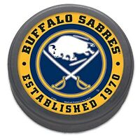WinCraft NHL Buffalo Sabres Packaged Hockey Puck 40810011