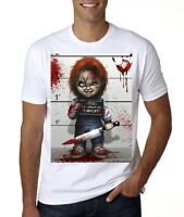 CHUCKY  T-SHIRT SIZES FROM MED -3XL
