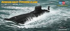 HBB87019-Hobbyboss 1:700 - Ruso Azul Marino de submarino Clase Tifón
