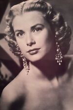 GRACE KELLY ACTRESS YOUNG ICONIC A4 POSTER PICTURE PRINT A4 WALL ART