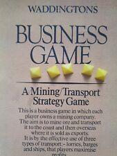 SPARES for Vintage Waddington's Business Game MINE A MILLION 5 Yellow Pyramids