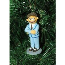 "Disney Muppets Most Wanted Walter Christmas Tree Ornament 2.5"" PVC Figurine New"