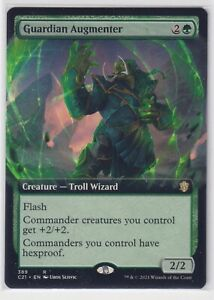 Guardian Augmenter Commander: Strixhaven Full Art NM EN 390 MTG