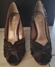 Damen-Pumps/Stilettos, Gr. 39, sehr elegant, hochwertige Qualität, Neu !