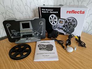 Reflecta Cine Film Scanner Super 8 - Normal 8