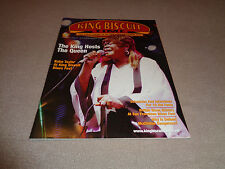 King Biscuit Time - Sep/Oct 2004 - Koko Taylor Cover - Delbert McClinton